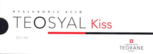 Teosyal Kiss 2 x 1,0 ml