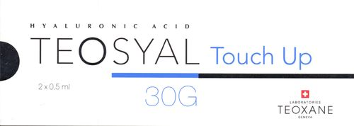 Teosyal Touch Up 30G , 2 x 0,5 ml